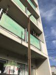 新松戸で駐車場照明の原状回復工事しました。
