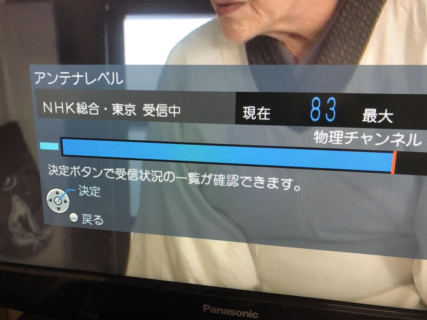 トラブル解決!テレビが映らない原因はアンテナにある!?