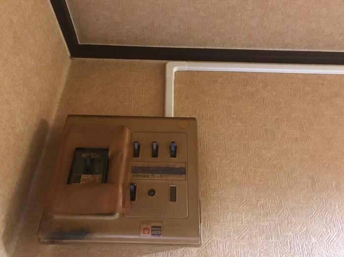 エアコン専用回路(コンセントの増設)