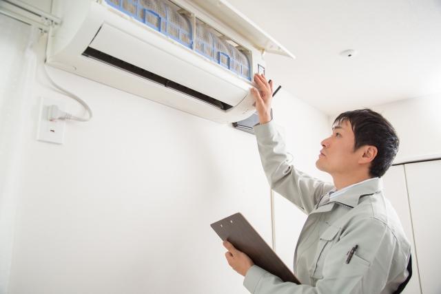 どんなエアコンのトラブルも修理で解決します。