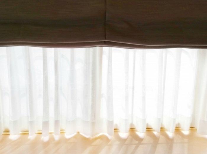洗えるオーダーメイドカーテンにリニューアル