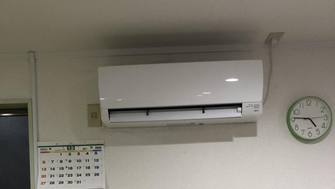 エアコンは設置する場所も肝心。 電気屋ならこんな場所にも設置できる!