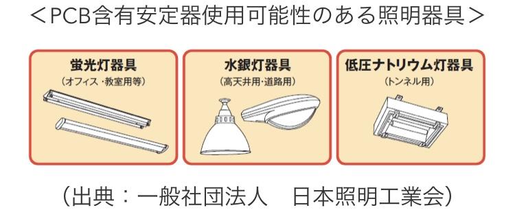 その #蛍光灯 は「#PCB安定器」ではありませんか?#PCBを使用した#照明器具を使い続けると罰則規定が有ります
