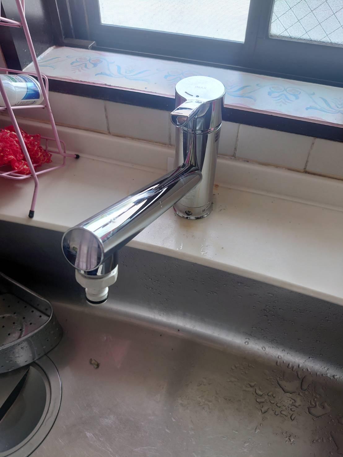 さくらいでんきは、水回り工事も得意です。水栓の交換も承ります。